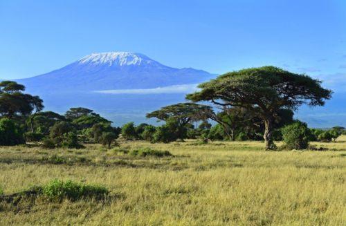 Гора Кіліманджаро