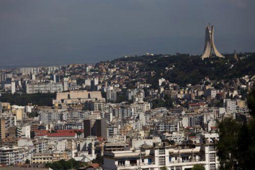 Столиця Алжиру Алжир